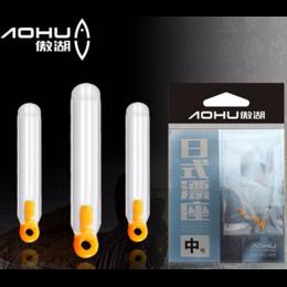 """Силиконовые коннекторы для поплавка """"AOHU"""" (3 шт, 13мм)"""