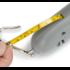 Весы рыболовные (до 45кг) с линейкой (1 метр)