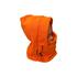 Флисовая балаклава Koraman (оранжевая)