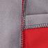 Флисовая балаклава Sooner (красный с серым)