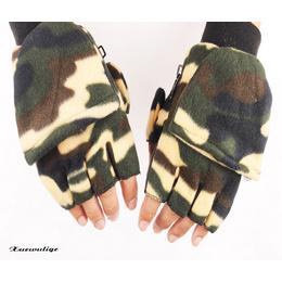 """Флисовые перчатки """"Камуфляж"""""""