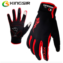 Рыболовные перчатки Kingsir Full Finger Gloves
