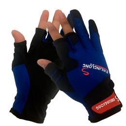 Рыболовные перчатки Shilinglong Blue