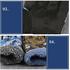 Теплые зимние перчатки PIX (зеленый камуфляж)