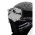 """Лыжная маска """"Mask X"""" NANDN (черная с серым)"""