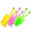 """Нимфа """"Пламя Color Mix2"""" (сыр) 3.8см"""
