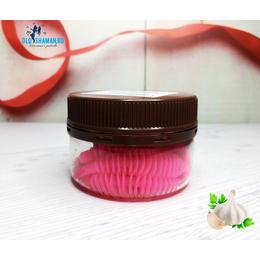 "Слаг ""Буратино 2ХL Pink"" (чеснок) 7.5см"