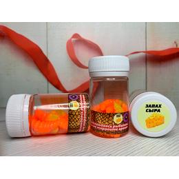 Личинка Orange&Yellow (сыр) 3.5см