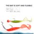 Твистер Fish King (5шт)
